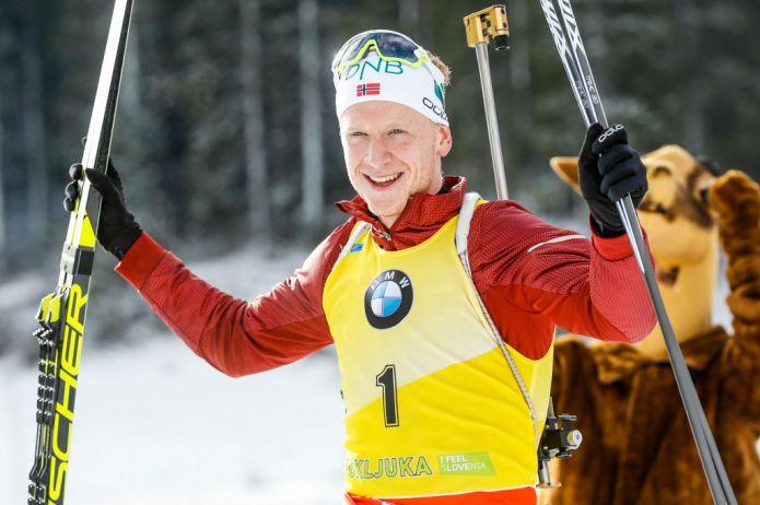 Biathlon: Johannes Bø 30 e lode, sua anche la Sprint di Ruhpolding