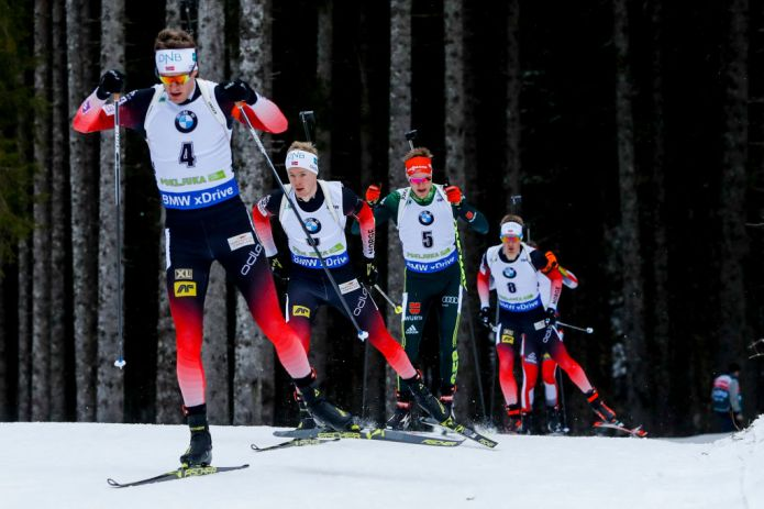 Biathlon: Sprint Maschile di Hochfilzen LIVE! Start List e azzurri in gara