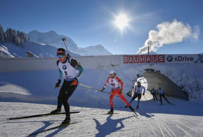 Biathlon: Inseguimento Maschile di Hochfilzen LIVE! Primo faccia a faccia tra Bø e Fourcade