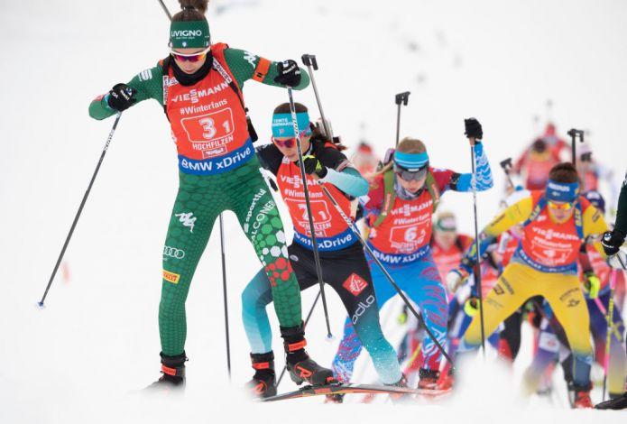 Biathlon: Sprint Femminile di Nove Mesto LIVE! Start List e azzurre in gara