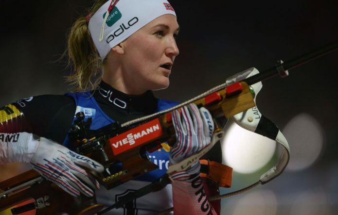 Biathlon: Marte Olsbu Røiseland trionfa nella Sprint di Salt Lake City