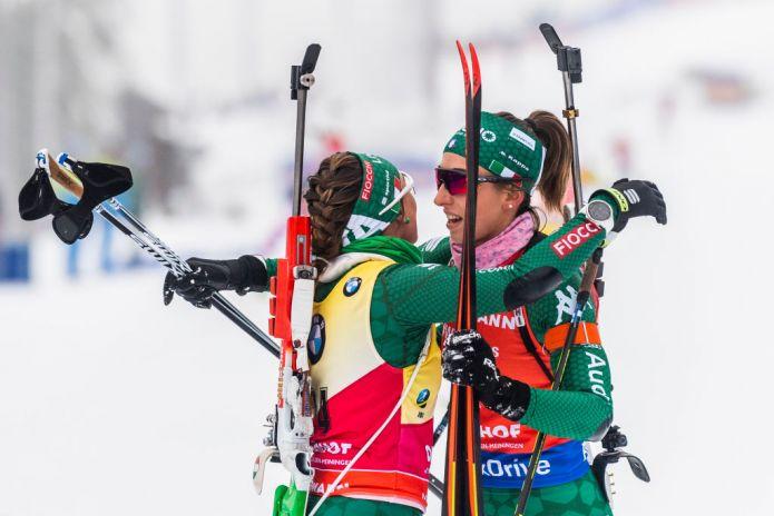 Biathlon: Sprint Femminile di Ruhpolding LIVE! Start List e azzurre in gara