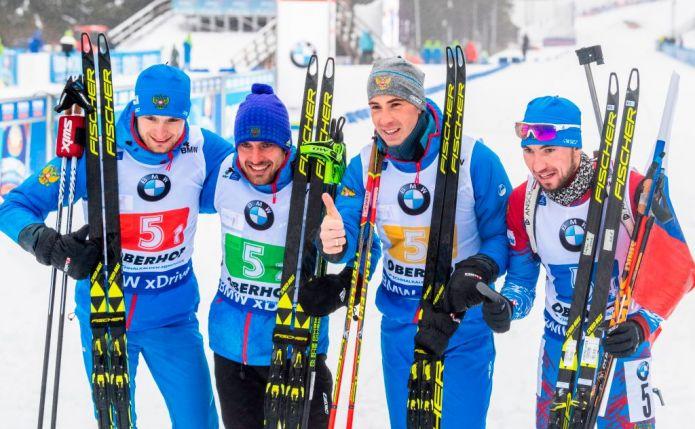 Biathlon: Staffetta Maschile di Ruhpolding LIVE! Norvegia favorita, Russia per il bis