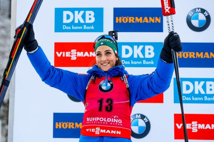 Biathlon: Mass Start di Ruhpolding LIVE! Start List e azzurri in gara