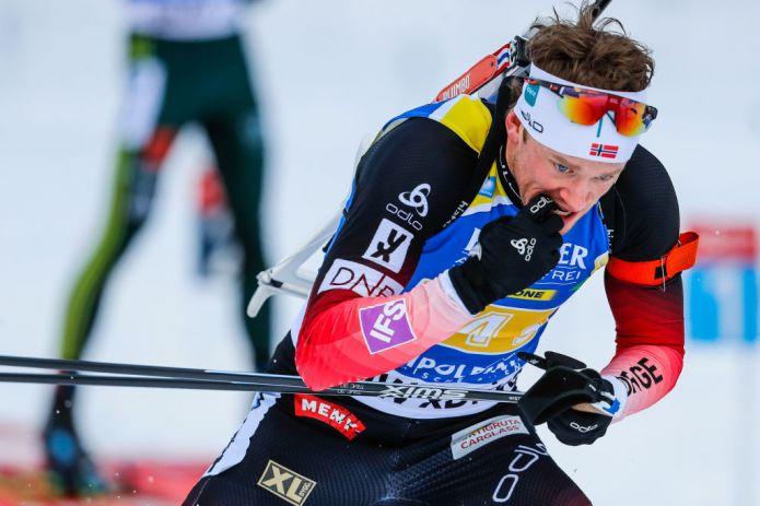 Biathlon: Tarjei Bø e Mona Brorsson vincono il titolo europeo nella Sprint di Minsk