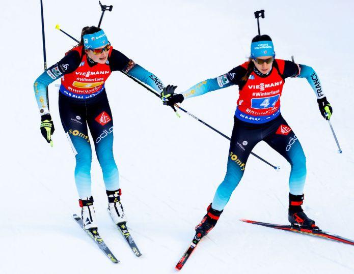 Biathlon: Chevalier trascina la Francia al trionfo nella Staffetta Mista di Salt Lake City