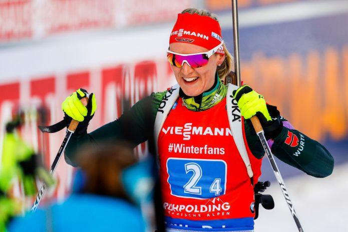 Biathlon: Herrmann vince in volata l'Inseguimento di Salt Lake City, Vittozzi conquista il pettorale giallo