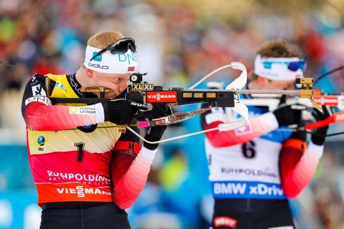 Biathlon: Sprint Maschile di Anterselva LIVE! Start List e azzurri in gara