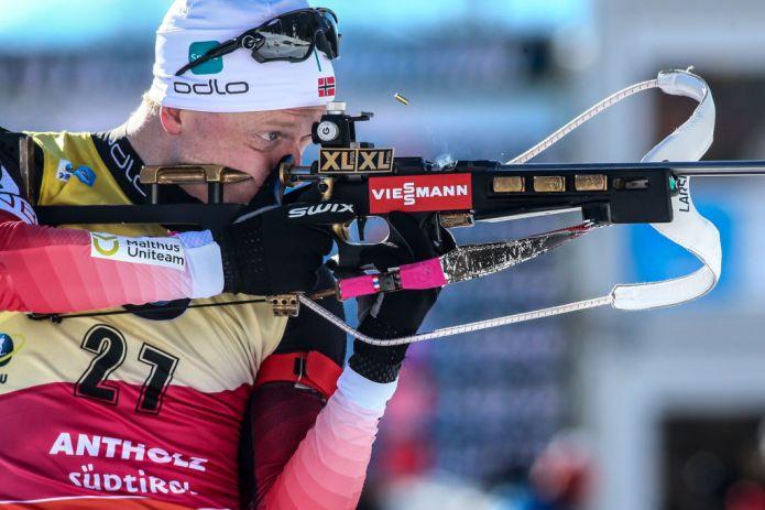 Biathlon: Johannes Bø mostruoso nella Short Individual di Canmore