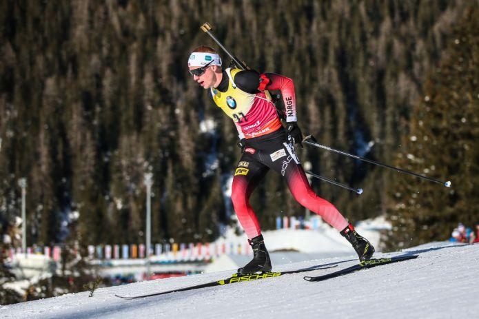 Biathlon: Johannes Bø vince da padrone l'Inseguimento di Anterselva