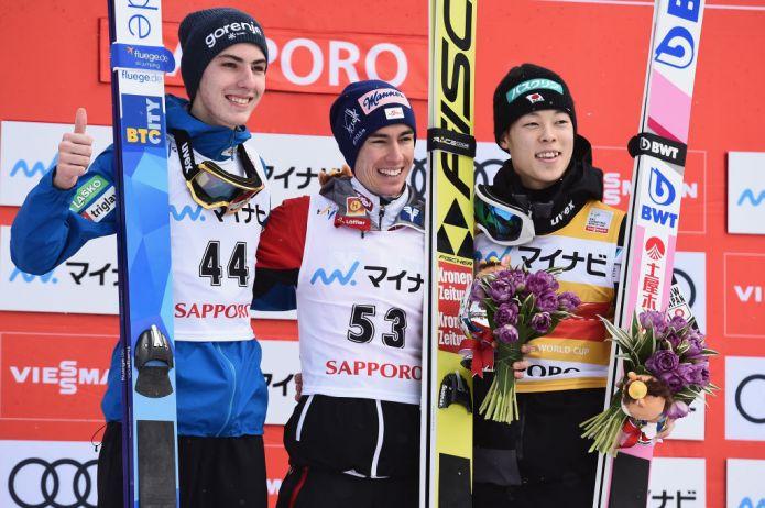 Salto: Stefan Kraft fa doppietta sull'Okurayama di Sapporo