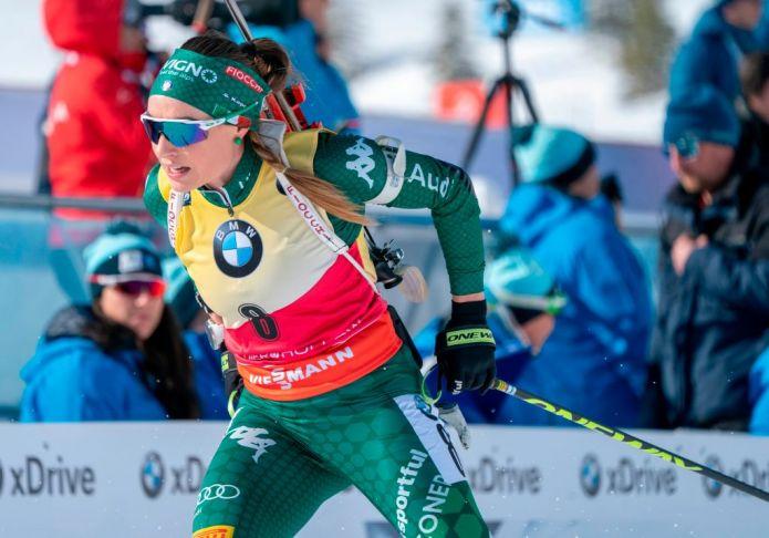 Biathlon: Hofer e Wierer conquistano la Single Mixed di Salt Lake City