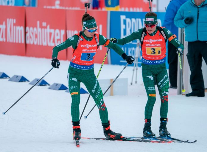 Biathlon: Staffette di Östersund LIVE! Start list e azzurri in gara