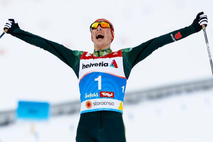 Combinata nordica: sua maestà Eric Frenzel è medaglia d'oro nella prova su Large Hill