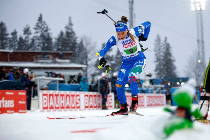 Biathlon: Sprint Femminile di Östersund LIVE! Start List e azzurre in gara