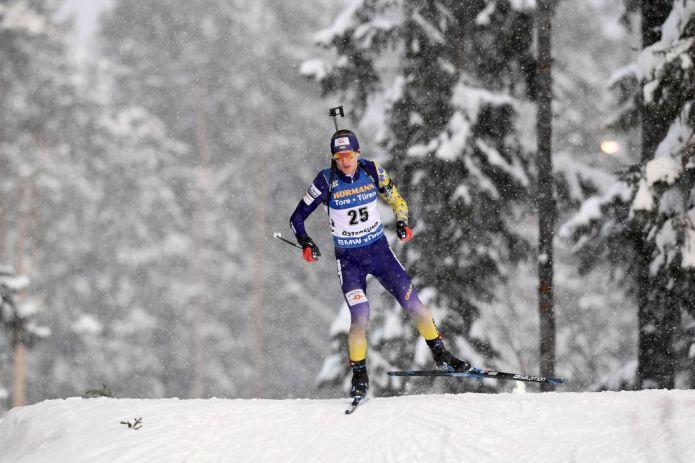 Biathlon: Dmytro Pidruchniy sorprende tutti nell'Inseguimento Maschile, secondo Johannes Bø