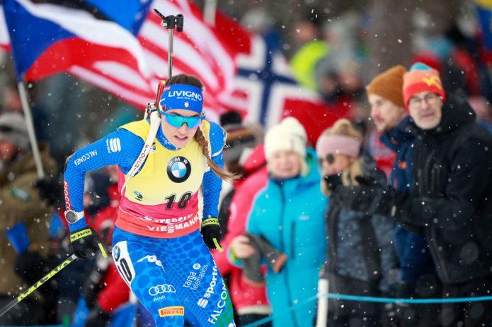 Biathlon: Individuale Femminile LIVE! Start List e azzurre in gara