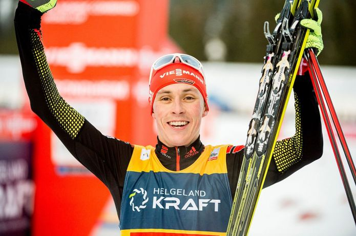 Eric Frenzel vince in volata la prima gara di Trondheim