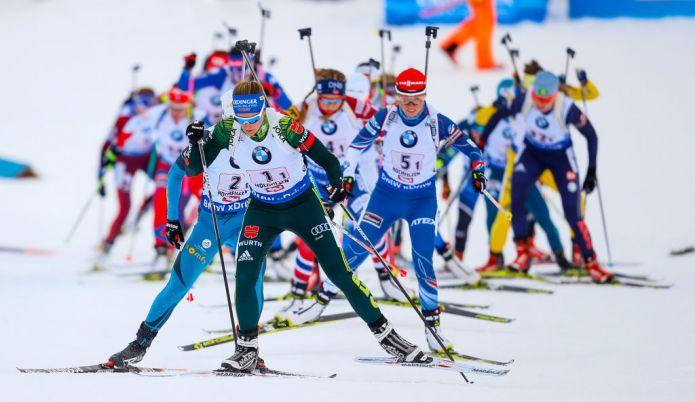 Biathlon: la Coppa del Mondo prosegue ad Hochfilzen: il calendario completo delle gare