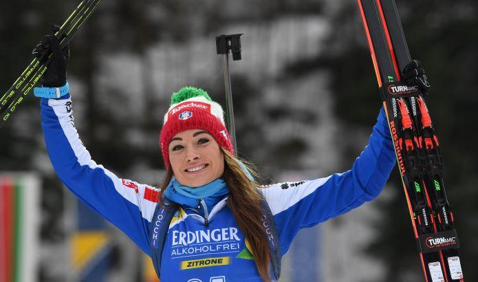 Dorothea Wierer conquista l'Individuale di Ruhpoling, Skardino la Coppa di specialità