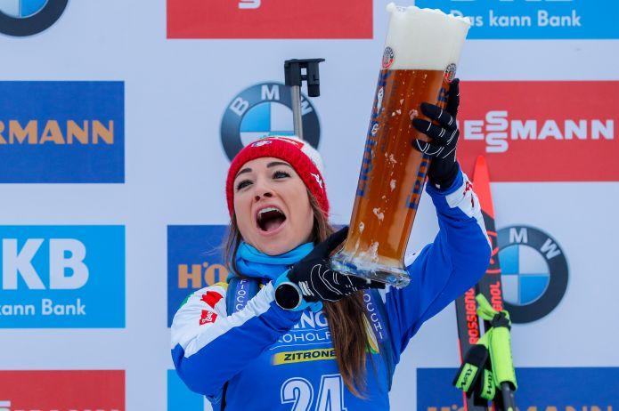 Coppa del Mondo, Biathlon: Wierer trionfa alla 15km di Ruhpolding