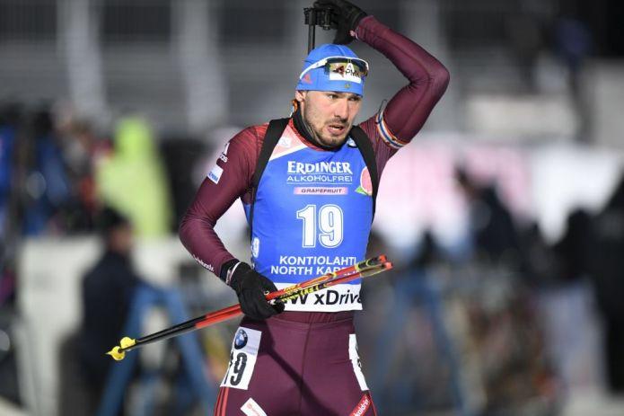 Ritorno in grande stile per Anton Shipulin nella Sprint maschile di Kontiolahti