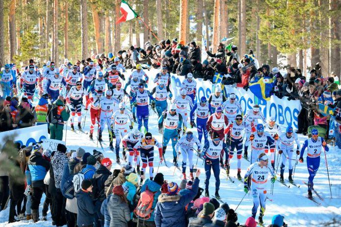 Calendario Gare Sci Fondo.Il Calendario Ufficiale Della Coppa Del Mondo 2018 19 Di Sci