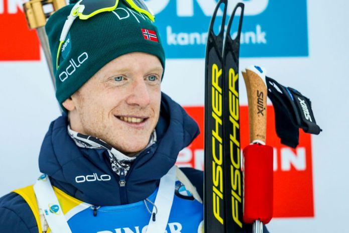 Biathlon: Inseguimento Maschile LIVE! Tutti a caccia di Johannes Bø