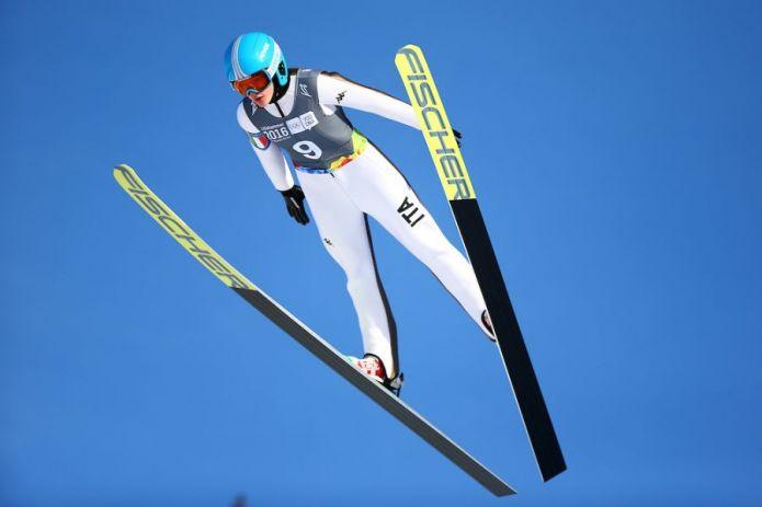 Lara Malsiner 8a nella seconda gara di Lillehammer vinta da Althaus