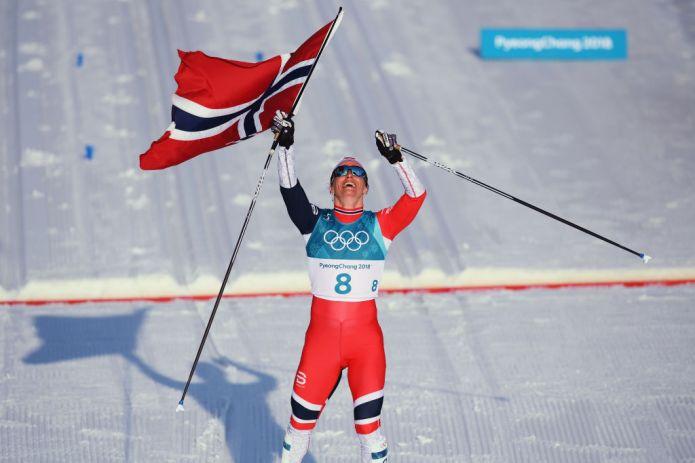 Marit Bjørgen appende gli sci al chiodo