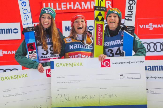Weekend di grandi sorprese a Lillehammer: prime vittorie per Seyfarth e Iakovleva