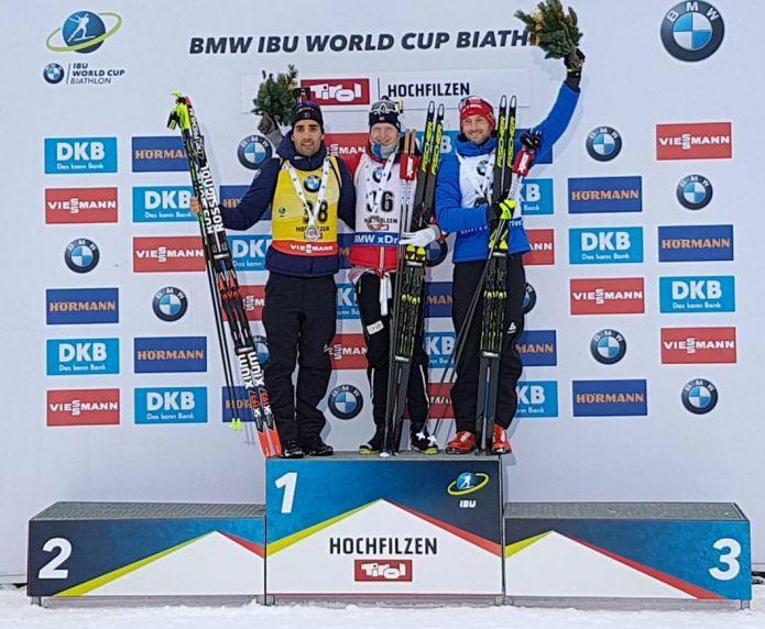 Johannes Thingnes Bø vince d'autorità la sprint di Hochfilzen