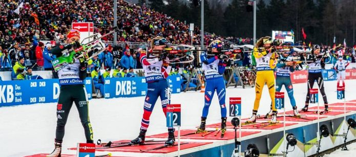 Mass Start di Ruhpolding, Start List e azzurri in gara