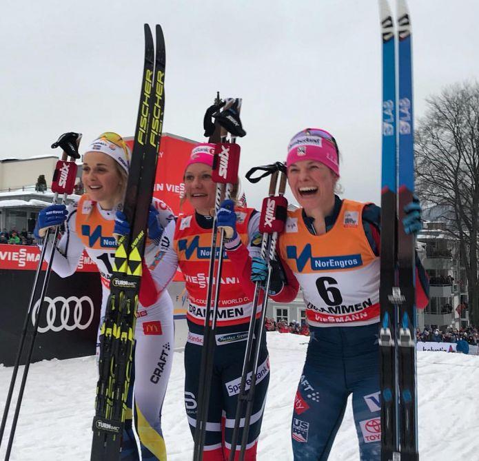 Falla trionfa a Drammen e ipoteca la coppa sprint