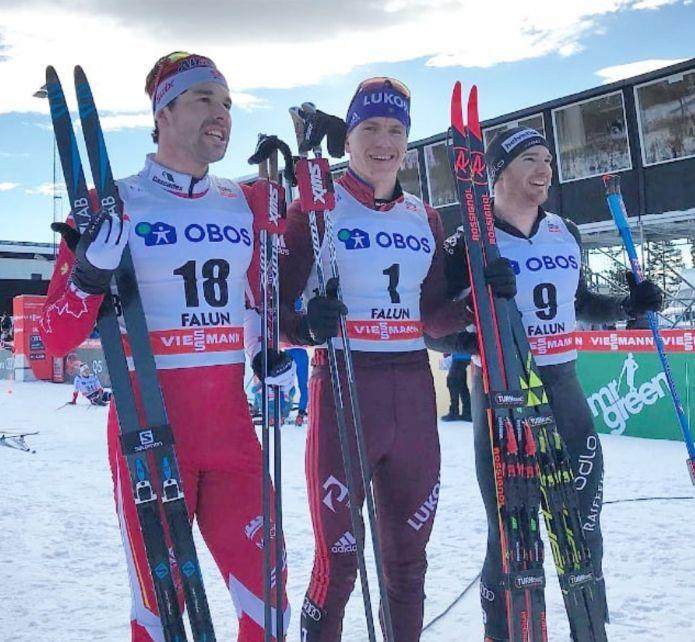 Bolshunov vince in solitaria il mini tour di Falun, a Klæbo la Coppa del Mondo
