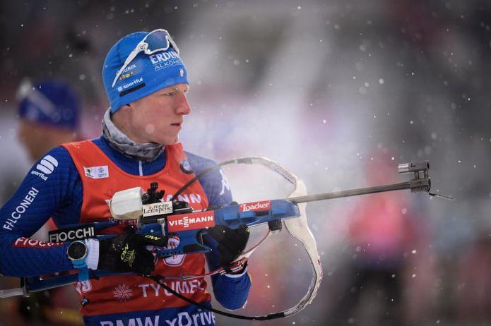 Lukas Hofer strepitoso nell'Inseguimento di Tyumen, è terzo dietro a Fourcade e Johannes Boe