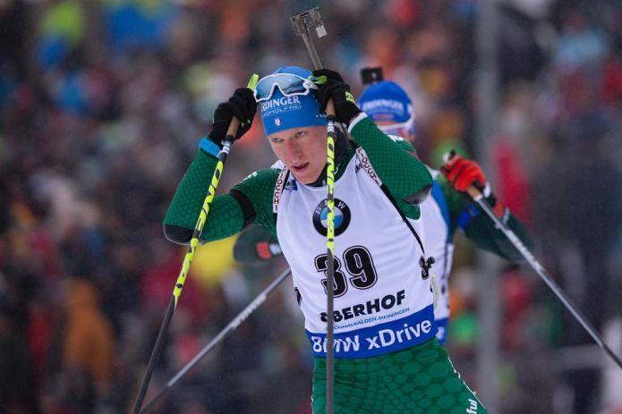 Biathlon: Lukas Hofer conquista il podio nell'Inseguimento Maschile, vince Johannes Bø