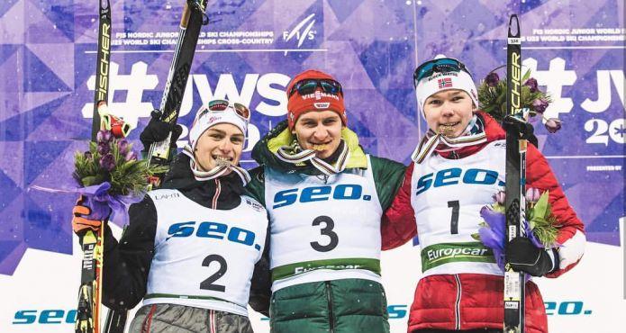 Combinata nordica: Julian Schmid e Ayane Miyazaki si laureano campioni del mondo