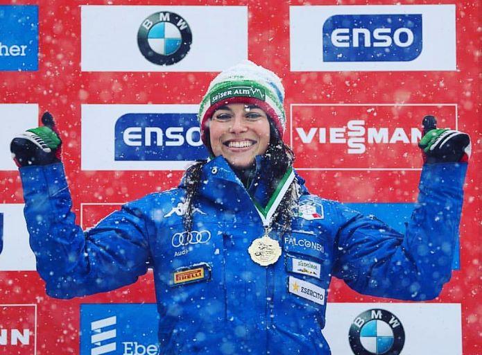 Sandra Robatscher fa saltare il banco nel singolo femminile ad Altenberg