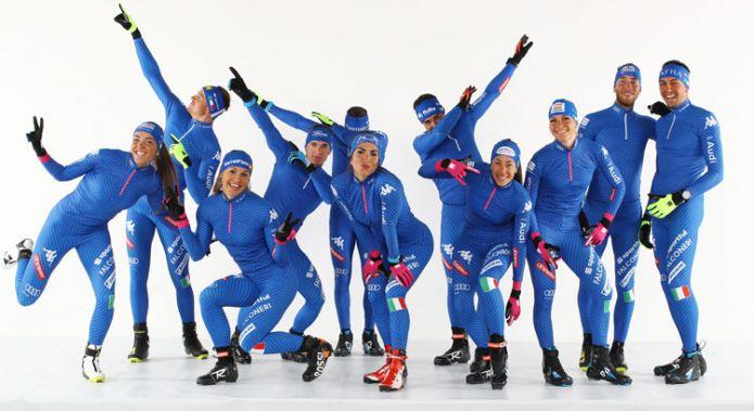 Raduno a Davos per la Squadra di Coppa del Mondo