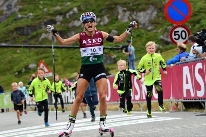 BlinkFestivalen: Therese Johaug è tornata