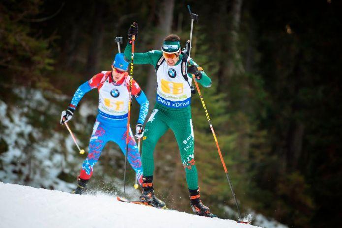 Dominik Windisch dopo il podio odierno: 'Ho avuto problemi con l'azzeramento'
