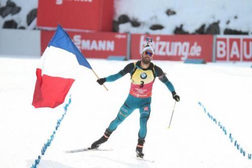 Martin Fourcade si candida a essere portabandiera a Pyeongchang 2018