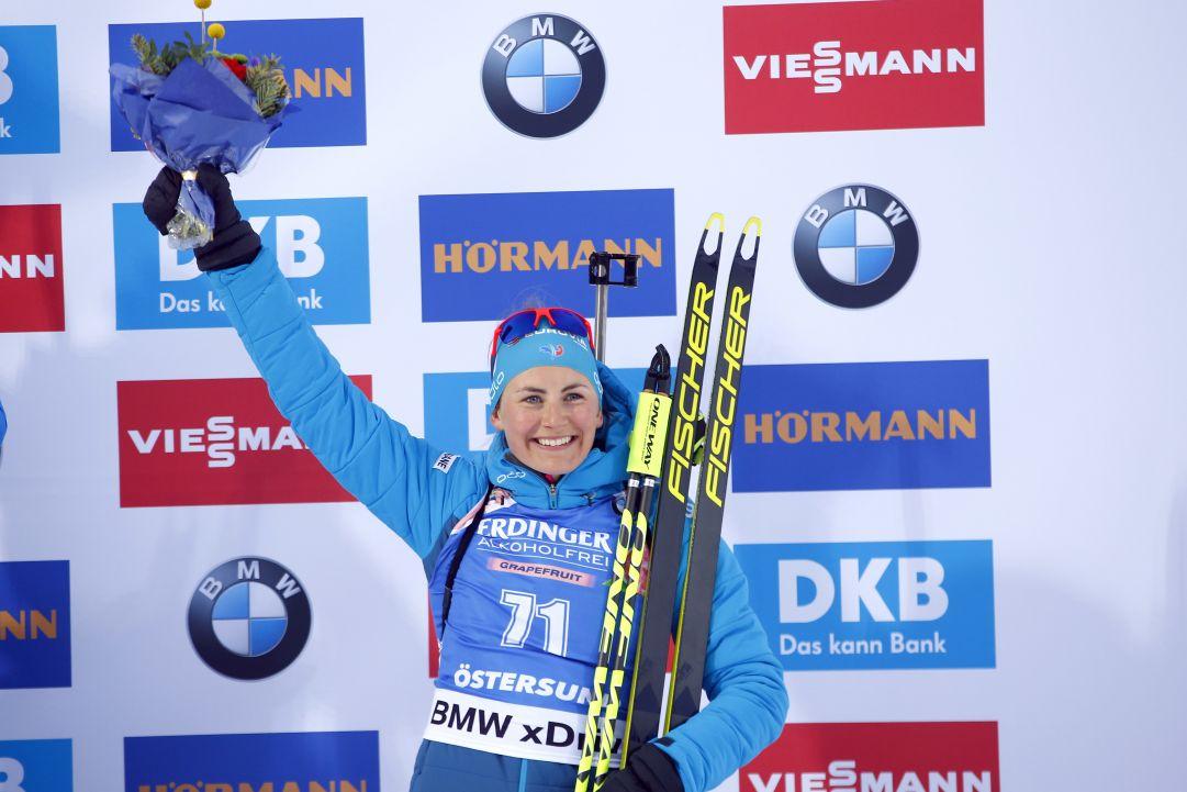 Bentornata Justine Braisaz: il talento transalpino si ritrova nella 15 chilometri di Östersund!