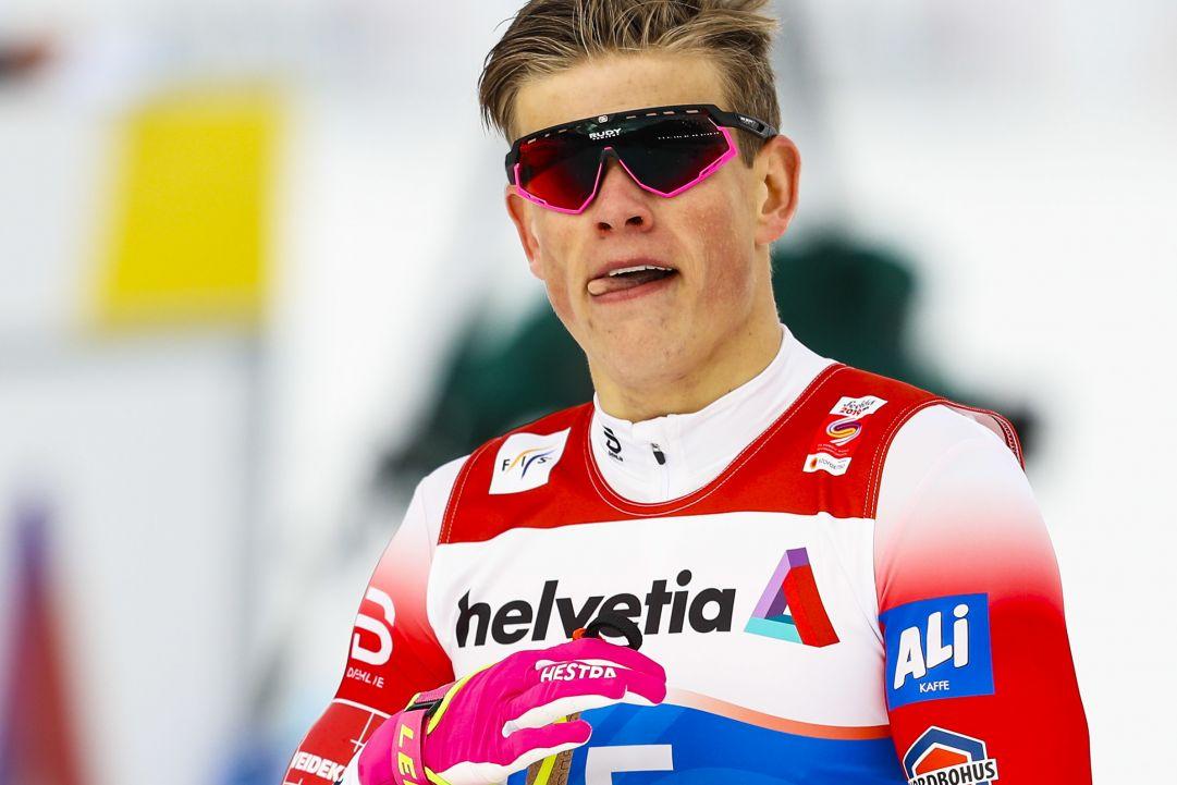 Johannes Høsflot Klæbo e Maiken Caspersen Falla battuti nelle sprint di Beitostølen!