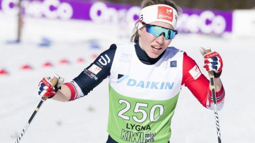 Helene Marie Fossesholm esclusa dalle convocate norvegesi per il Nordic Opening di Ruka!