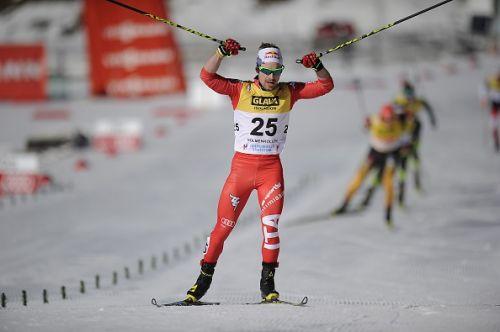 Costa e Pittin terzi nella team sprint della Val di Fiemme! Vince la Norvegia di Andersen e Graabak