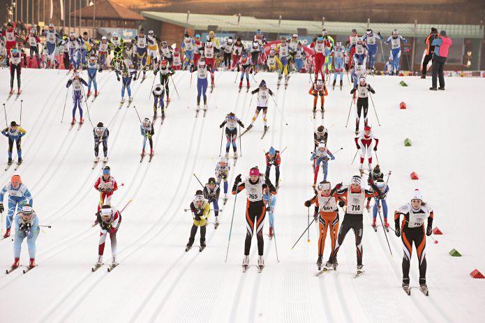In Val di Fiemme riparte il Trofeo Topolino con Skiri Trophy Xcountry