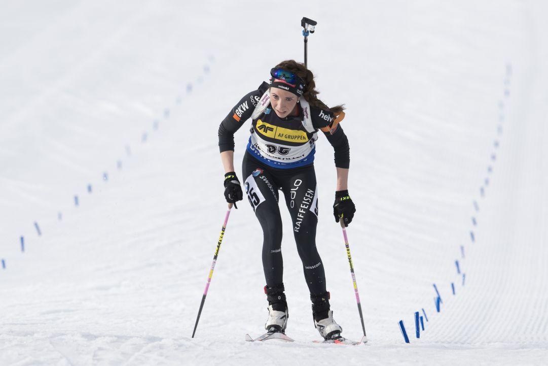 La Svizzera del biathlon per la stagione 2017-'18
