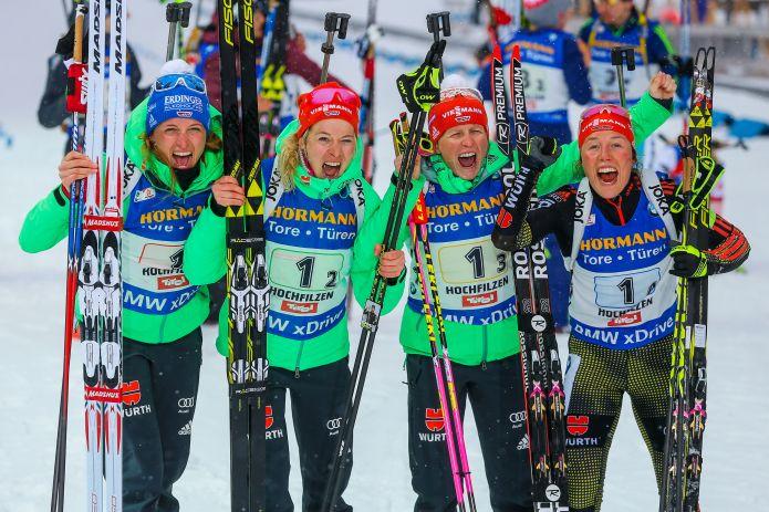 I contingenti per la Coppa del Mondo di biathlon 2017-'18